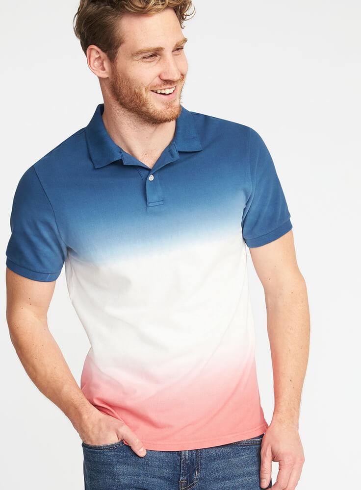 Marškinėliai Spalvoti